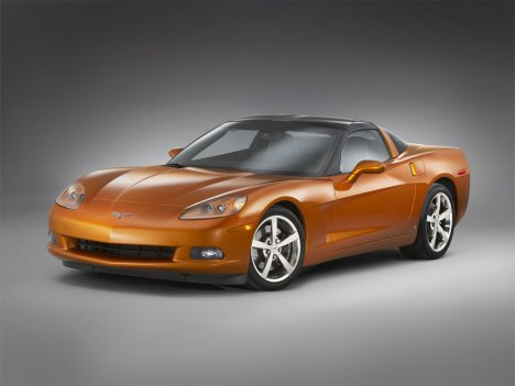 chevrolet corvette picture