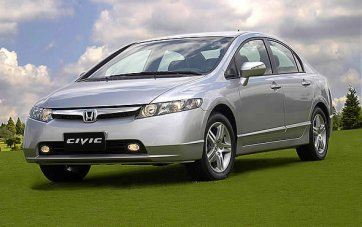 honda civic picture