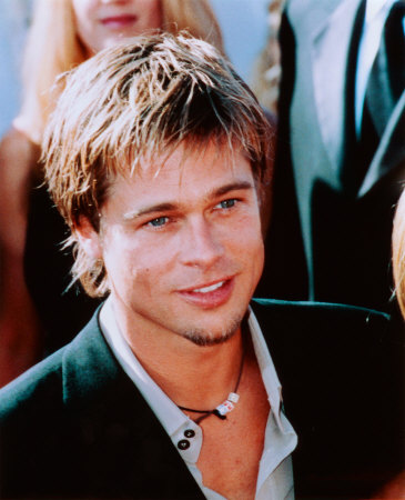 brad pitt biography picture